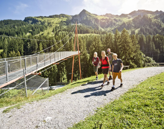Summer Hiking Saalbach